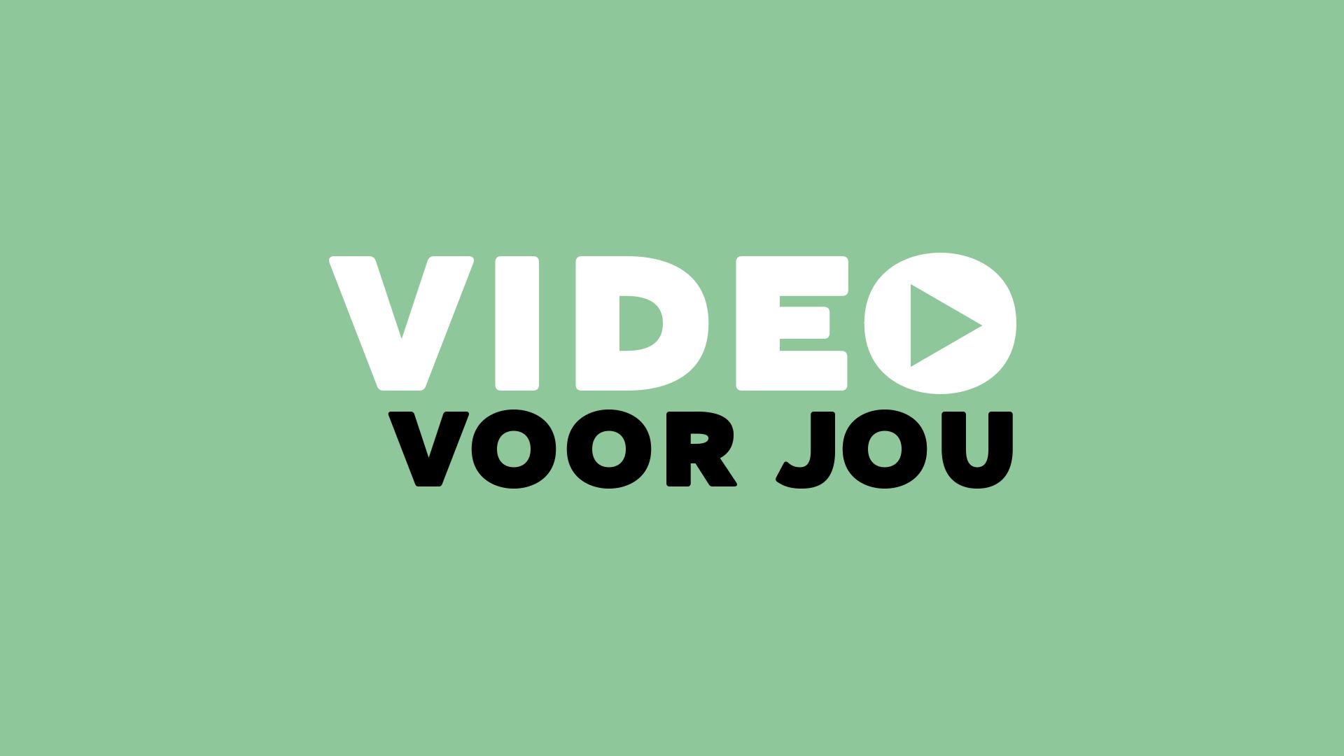 video voor jou logo