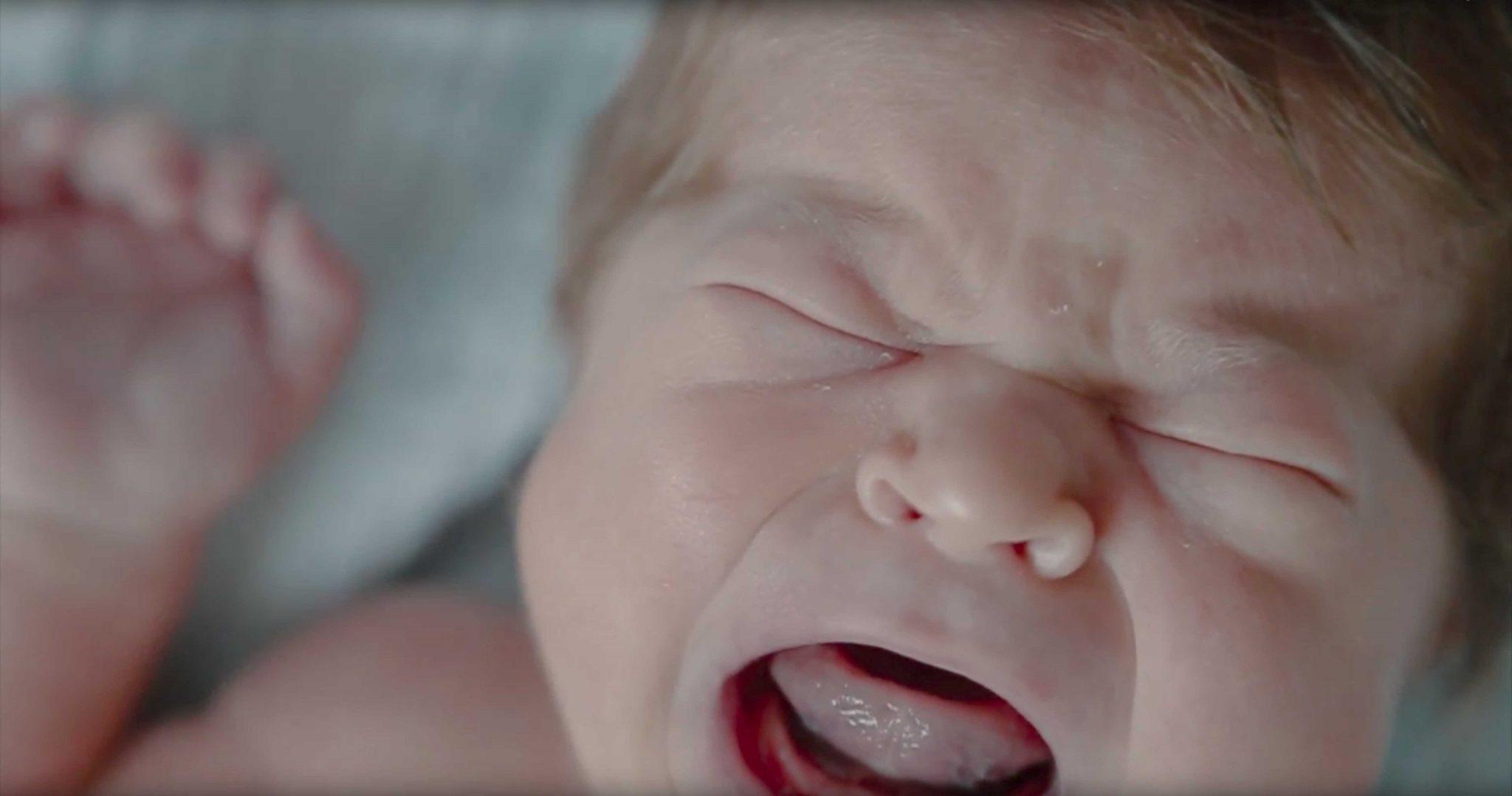 Newborn-video Ferre