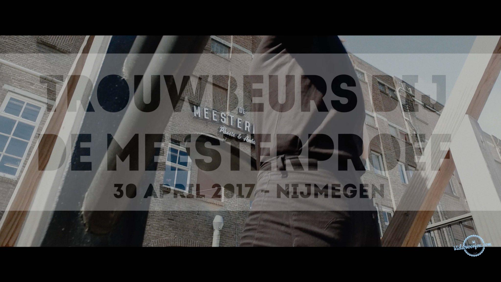 Trouwbeurs @ de Meesterproef 2017