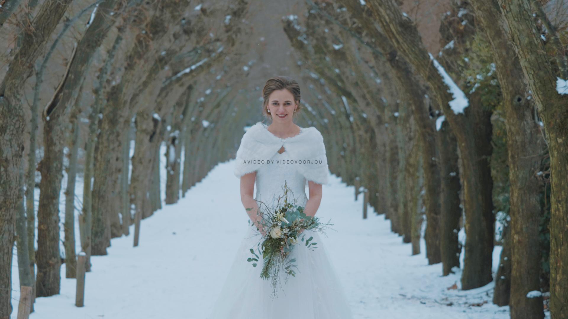 "STYLED SHOOT ""Winter Wedding"""